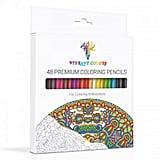 Vibrant Colors Colored Pencils ($22, originally $50)