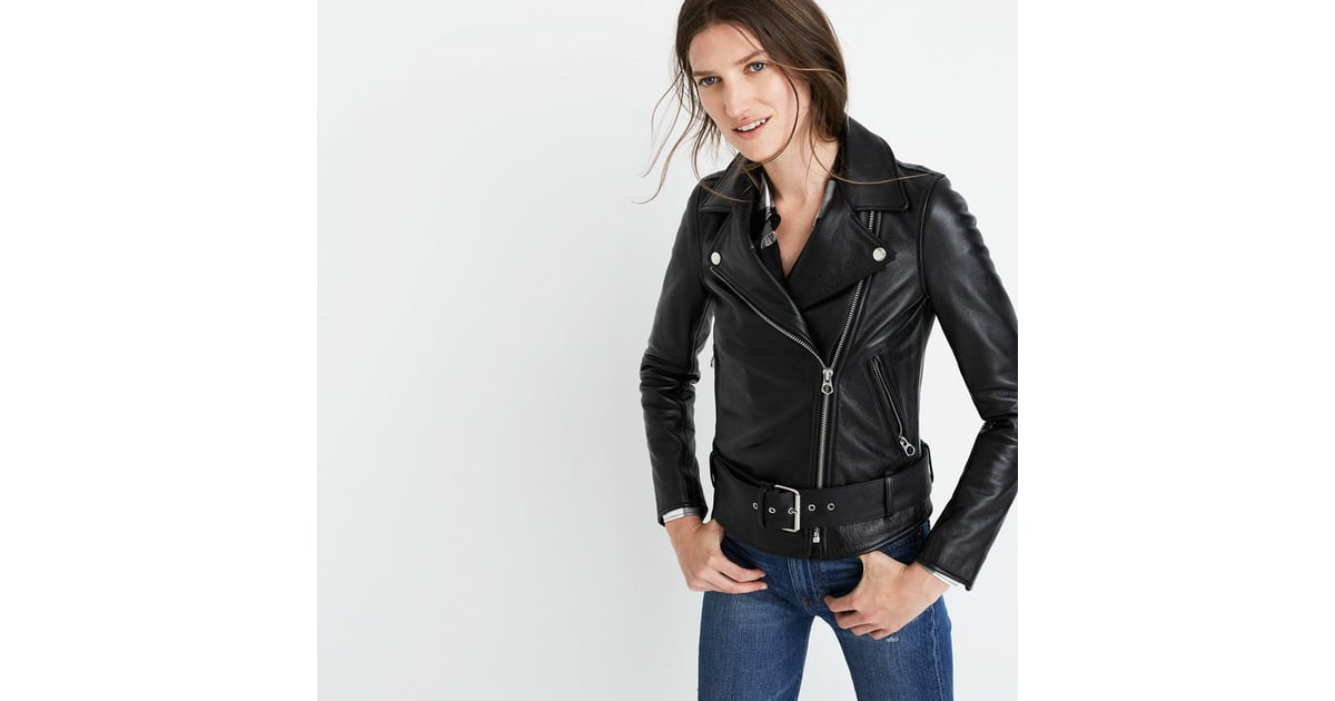 9cbc0d4d8 Madewell Ultimate Leather Motorcycle Jacket | Best Leather Jackets ...