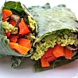 Paleo: Collard Green Wraps