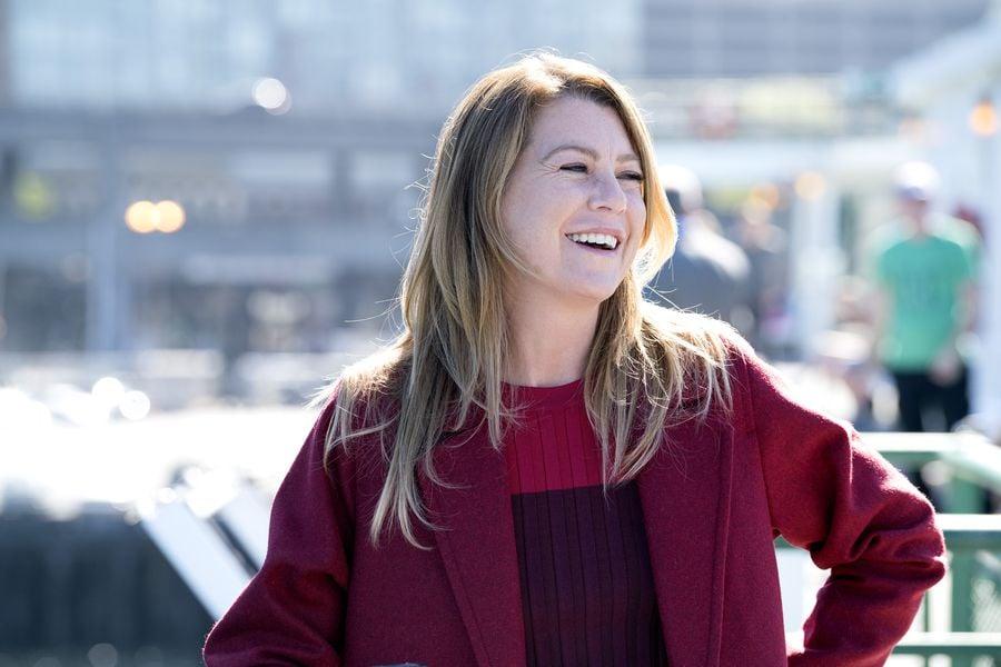 Meredith's Harper Avery Win