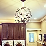 Hang an Elegant Light Fixture