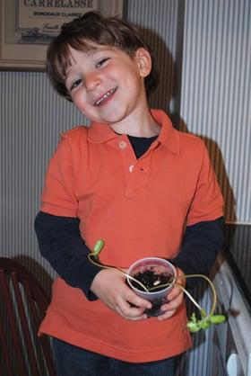 Gardening with Kids 2009-05-12 09:00:12