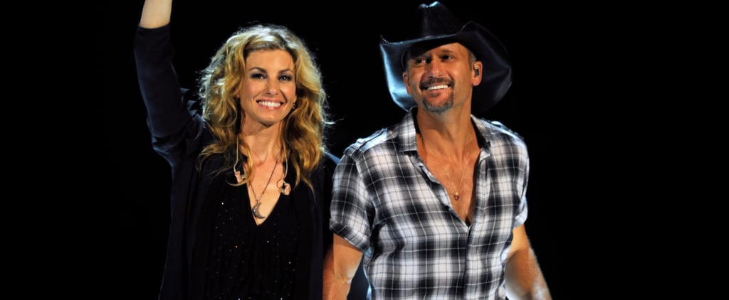 It's Faith Hill and Tim McGraw's 21st Wedding Anniversary, but They Gave Us a Gift