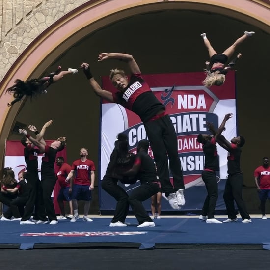 Watch Navarro College Cheer's Best Routines Over the Years