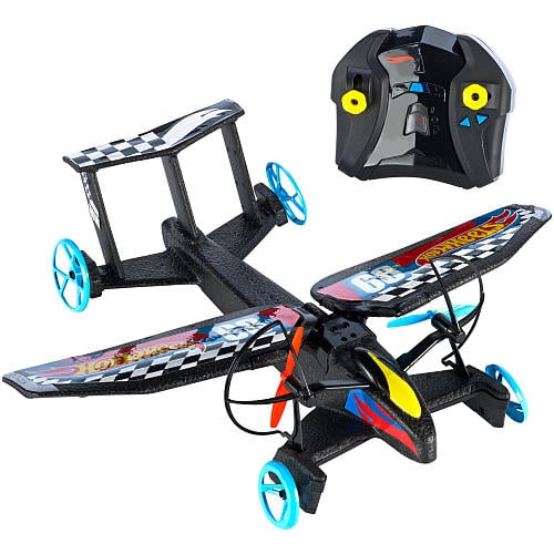 Wheels RC Sky Shock Transforming Remote Control Vehicle