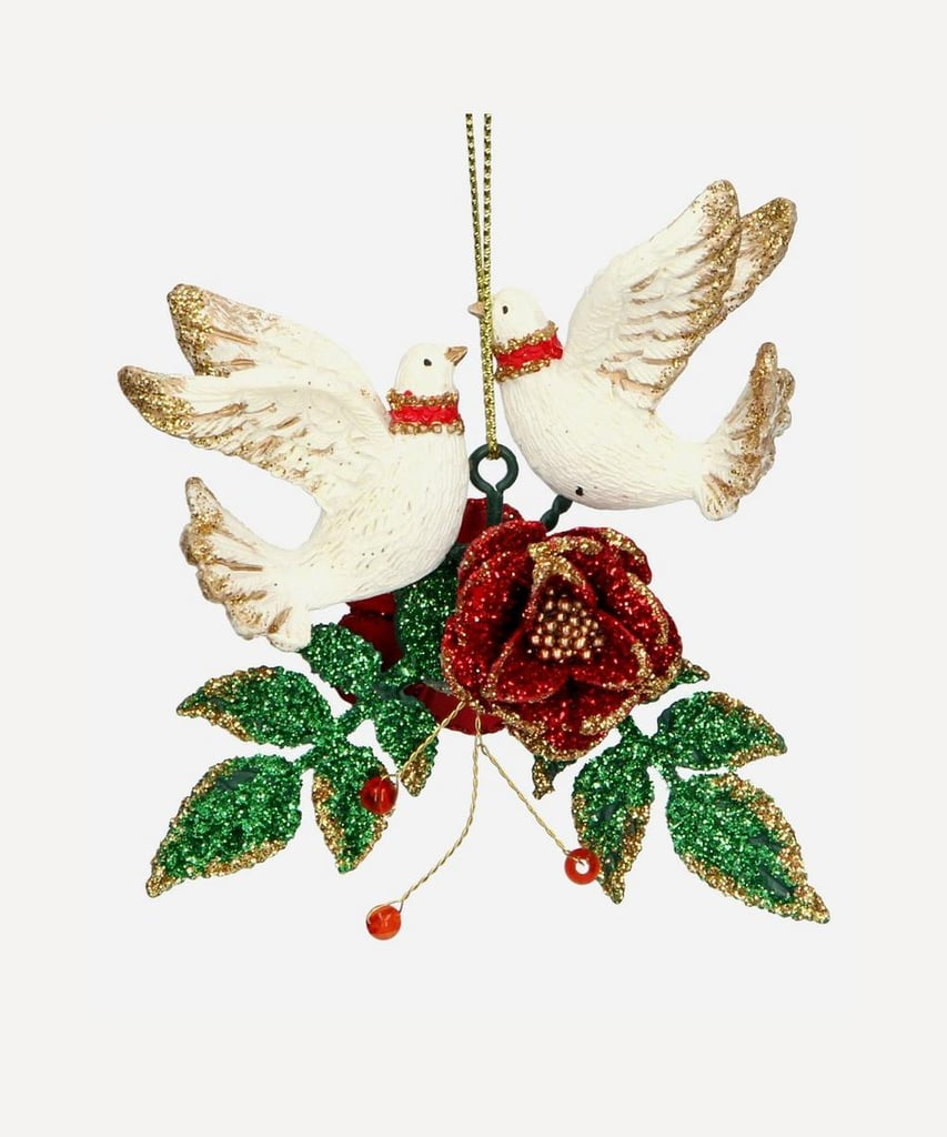 Liberty London Rose Doves Decoration