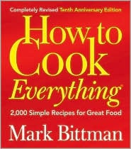 How to Cook Everything: 2,000 Simple Recipes for Great Food ($29)