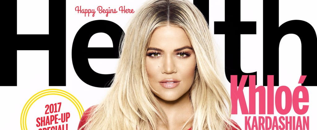 Khloé Kardashian Reveals the Exact Fitness Advice We Need to Hear to Approach Our New Year's Resolutions