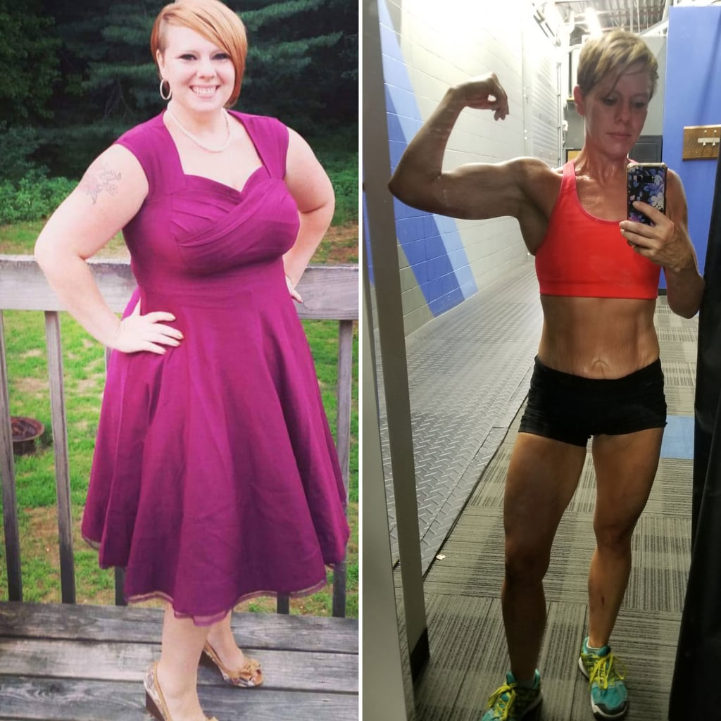 45-Kilo Weight Loss Transformation With CrossFit