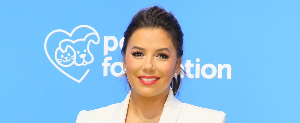 Eva Longoria on Going Back to Work After Baby