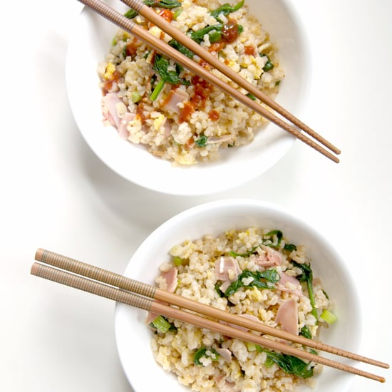 Breakfast Fried Rice Recipe