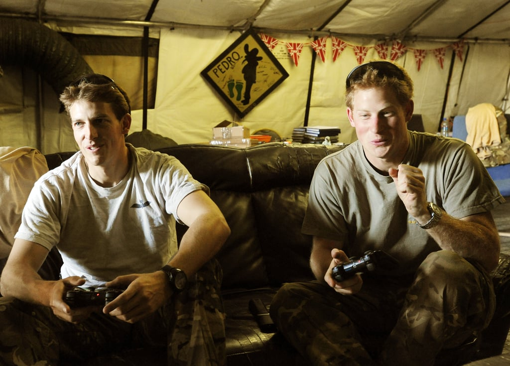 Prince Harry in Afghanistan 2013 | Pictures