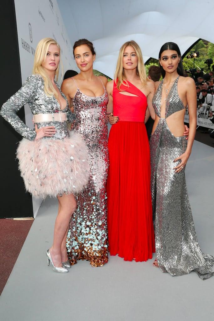 La Soirée la Plus Mode de l'Année a Eu Lieu à Cannes