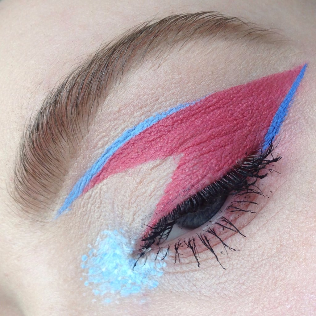 Makeup Inspired by Color Schemes