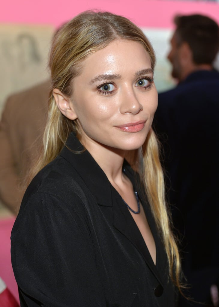 Ashley olsen dating now