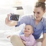 You Take Baby Selfies