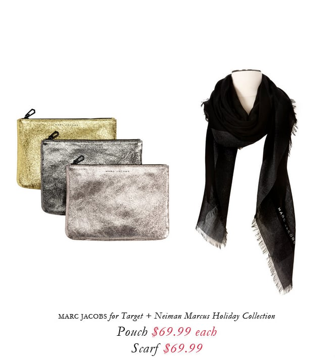 8b2ddf36880 Marc Jacobs for Target + Neiman Marcus holiday collection.