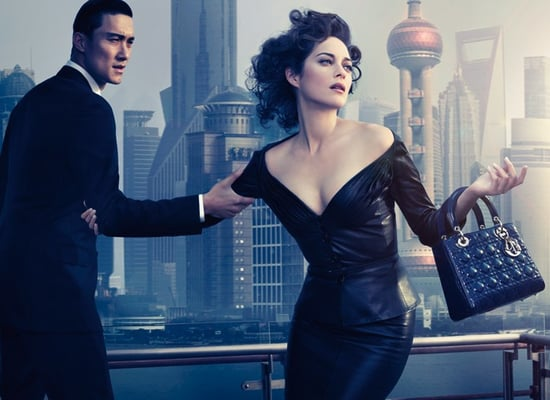 Photos of Marion Cotillard for Lady Dior by Steven Klein