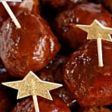 Slow-Cooker Root Beer BBQ Cocktail Meatballs