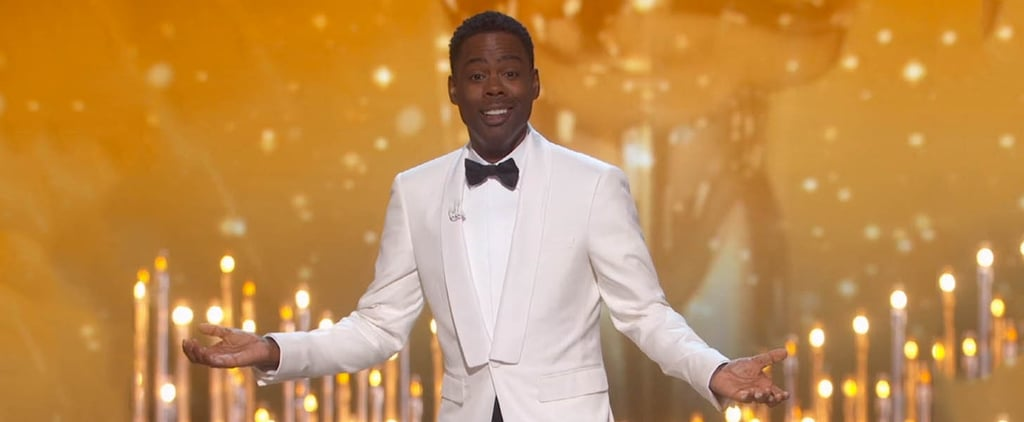 Chris Rock Totally Called Out Jada Pinkett Smith at the Oscars