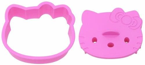 Hello Kitty Bread Cutter Mold ($3)