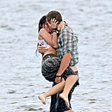 Miley Cyrus and Liam Hemsworth's Cutest Pictures