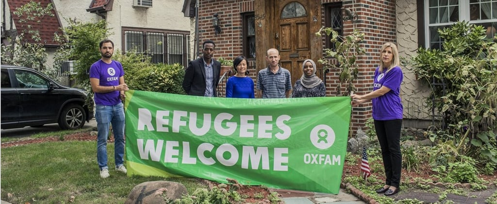 Donald Trump's Childhood Home Is on Airbnb — and Oxfam Just Rented It For Refugees