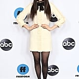 Sofia Carson at the TCA Winter Press Tour 2019