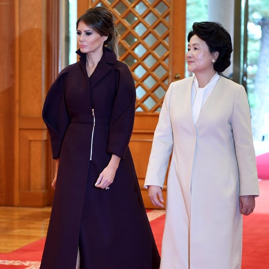 Melania Trump's Delpozo Coat