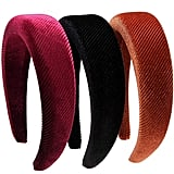 Loneedy Padded Velvet Headbands