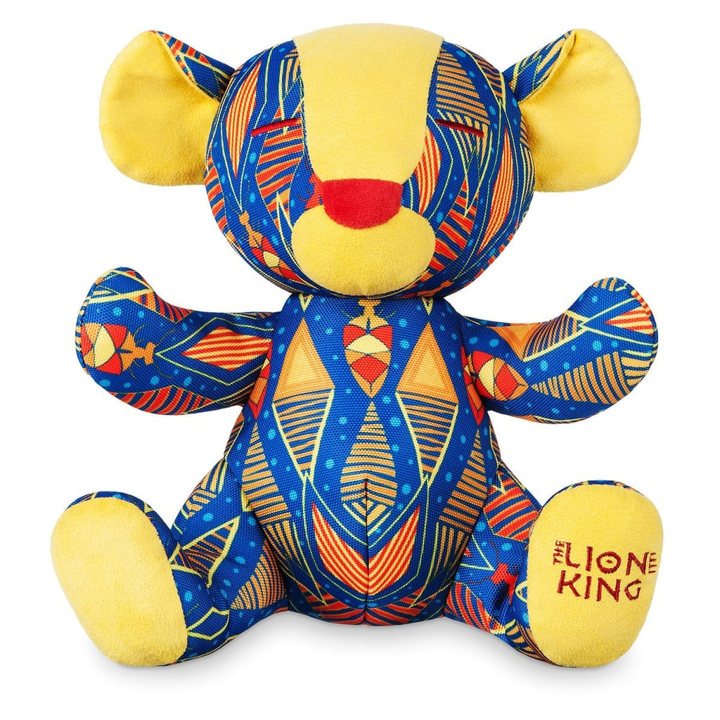 The Lion King 2019 Film Special-Edition Simba Plush
