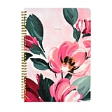 Cath Kidston Large Paintbox Flowers Spiral Notepad