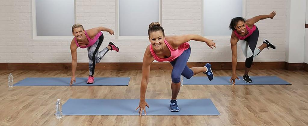 فيديوهات لتمارين رياضية منزلية تعتمد على وزن الجسم