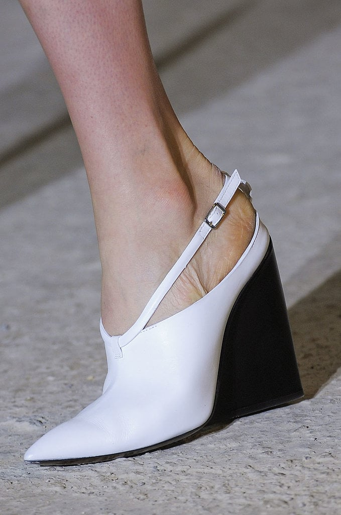 Mules: Costume National Spring 2014