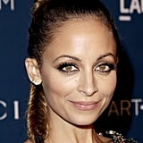 The most daring look of the night goes to none other than Nicole Richie. She wore a high ponytail twisted into a fishtail braid.