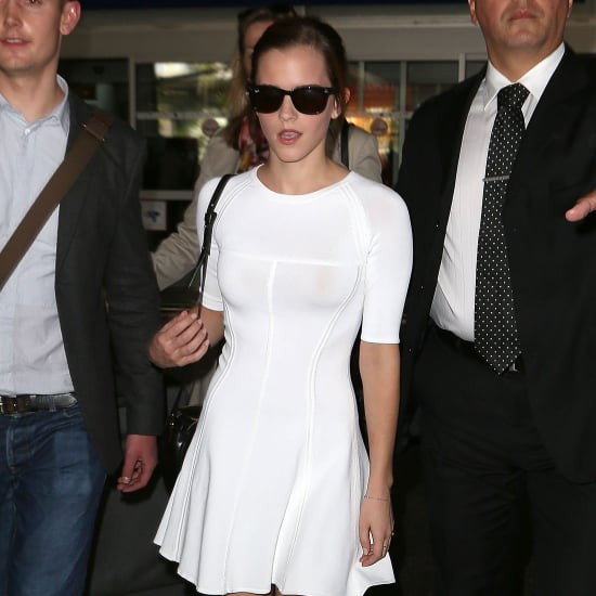 Emma Watson White Dress | Shopping