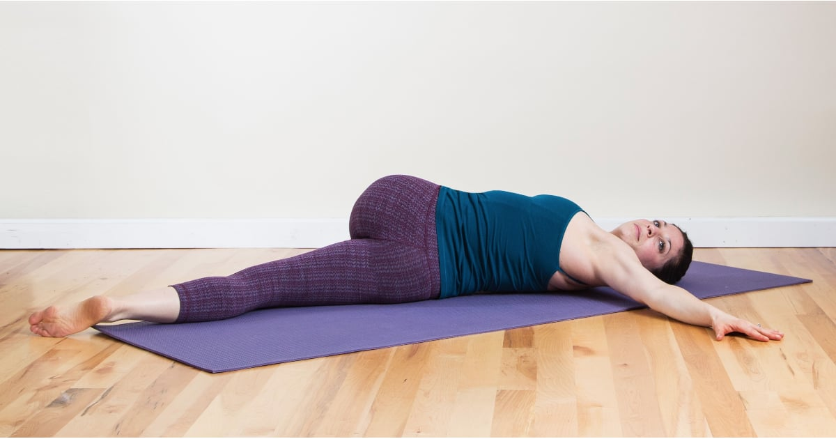 Yoga Poses To Relieve Cramps Popsugar Fitness