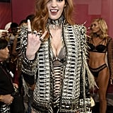 Pictured: Alexina Graham
