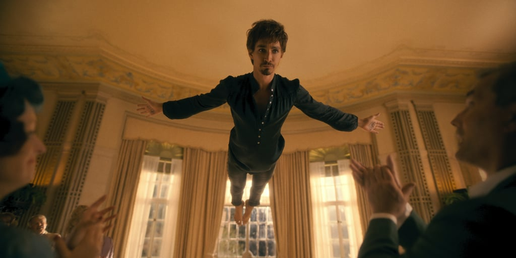 Best Klaus GIFS From The Umbrella Academy