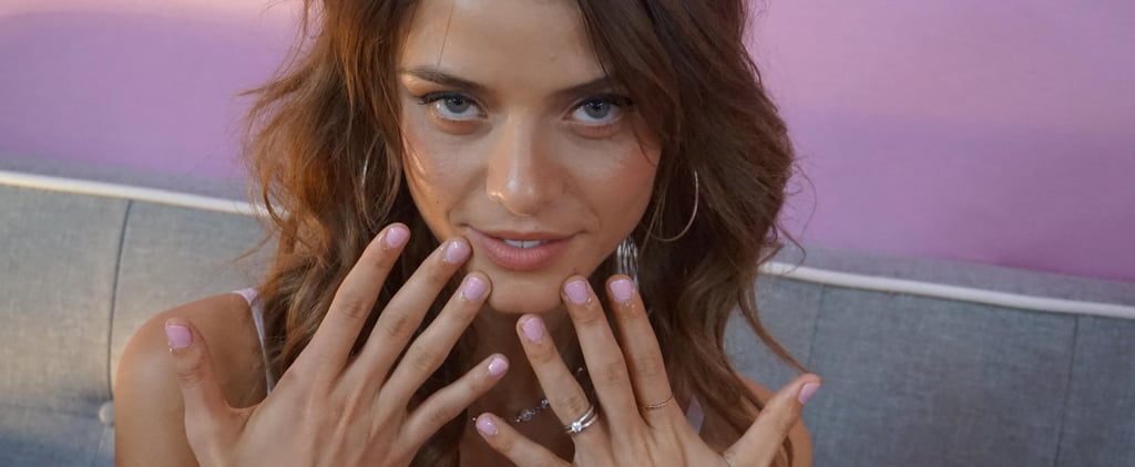 The Victoria's Secret Models Have Never Gotten a Manicure Like This Before