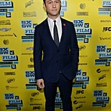 Joseph Gordon-Levitt got dressed up for Don Jon's Addiction at SXSW.