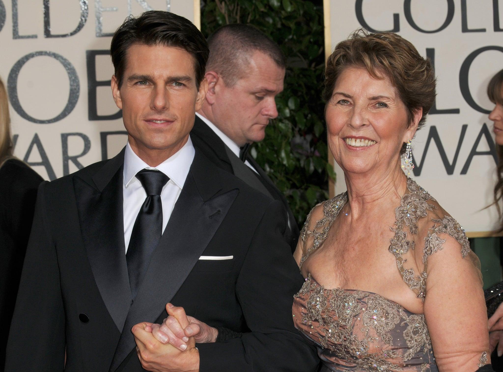 Tom Cruise S Mum Dies Popsugar Celebrity Australia