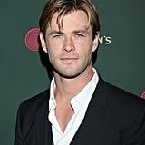 August 11— Chris Hemsworth