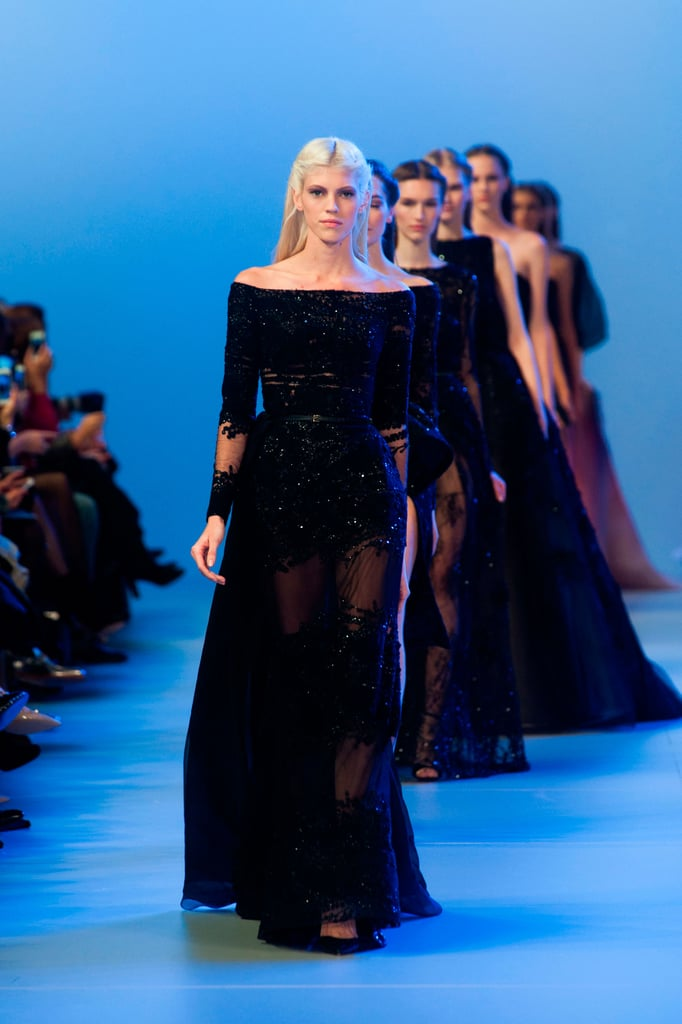 Elie saab haute couture fashion week spring 2014 for 50 haute couture