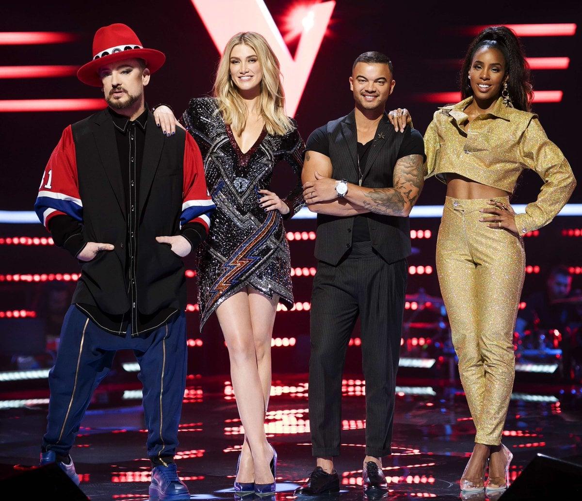 Who Are The Voice Australia 2020 Judges? | POPSUGAR Celebrity Australia