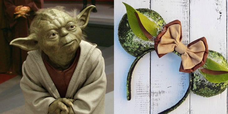 Etsy Is Selling Star Wars Minnie Ears, and OMG, the Yoda