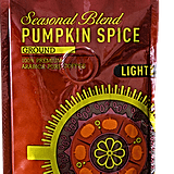 Barissimo Pumpkin Spice Ground Coffee (Iced Coffee or Flavored Hot Chocolate)