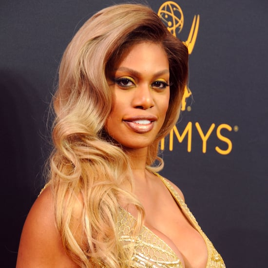 Laverne Cox Beauty Interview | 2016 Emmys