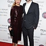 Rachel Zoe and Rodger Berman came out to celebrate the launch of the the Zoe Media Group.