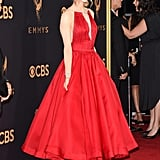 And Nicole Kidman Showed Up in CK at the 2017 Emmy Awards